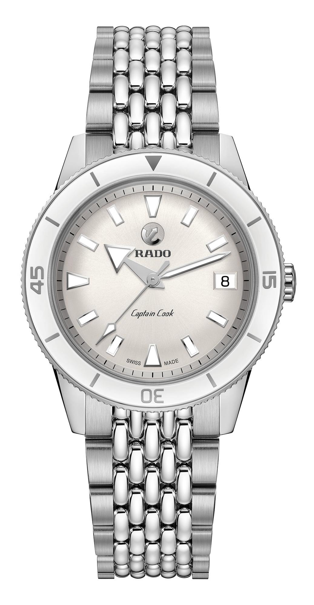 Rado - Horloge Dames - Captain Cook - R32500013-1