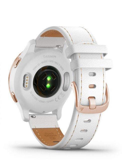 Garmin - Horloge Dames - Venu 2S - Rose - 010-02429-23-4