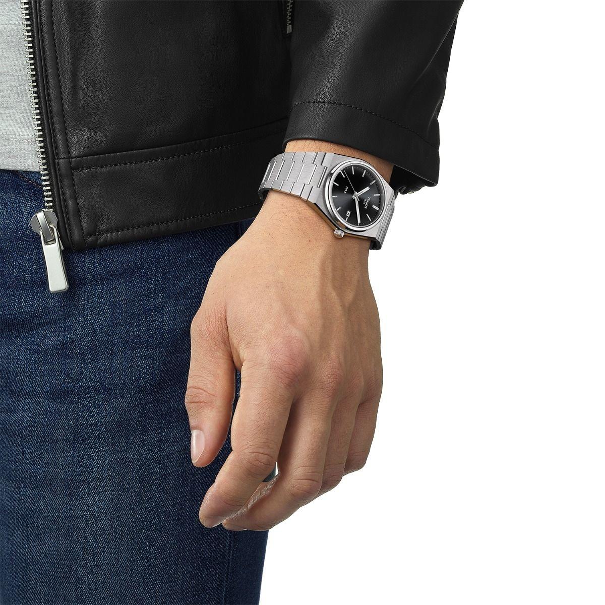 Tissot - Horloge Heren - PRX - T1374101105100-2