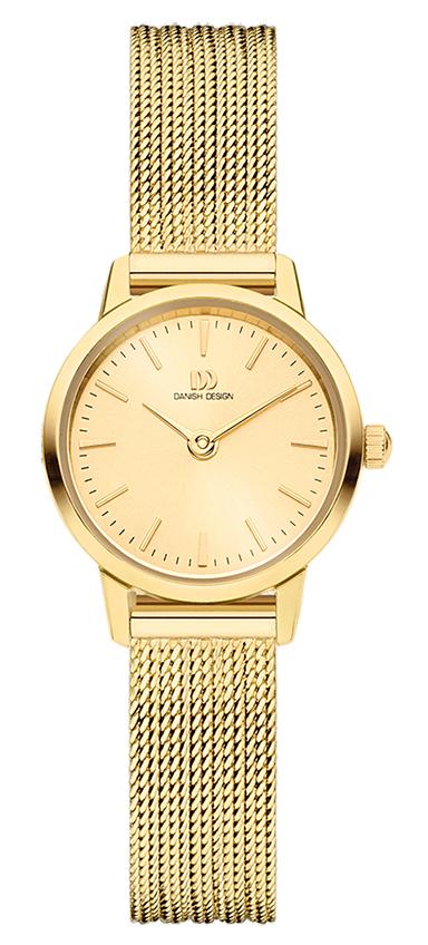 Danish Design - Horloge Dames - Akilia Mini Gold - IV06Q1268-1