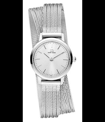 Danish Design - Horloge Dames - Akilia Mini Silver Swing - IV82Q1268