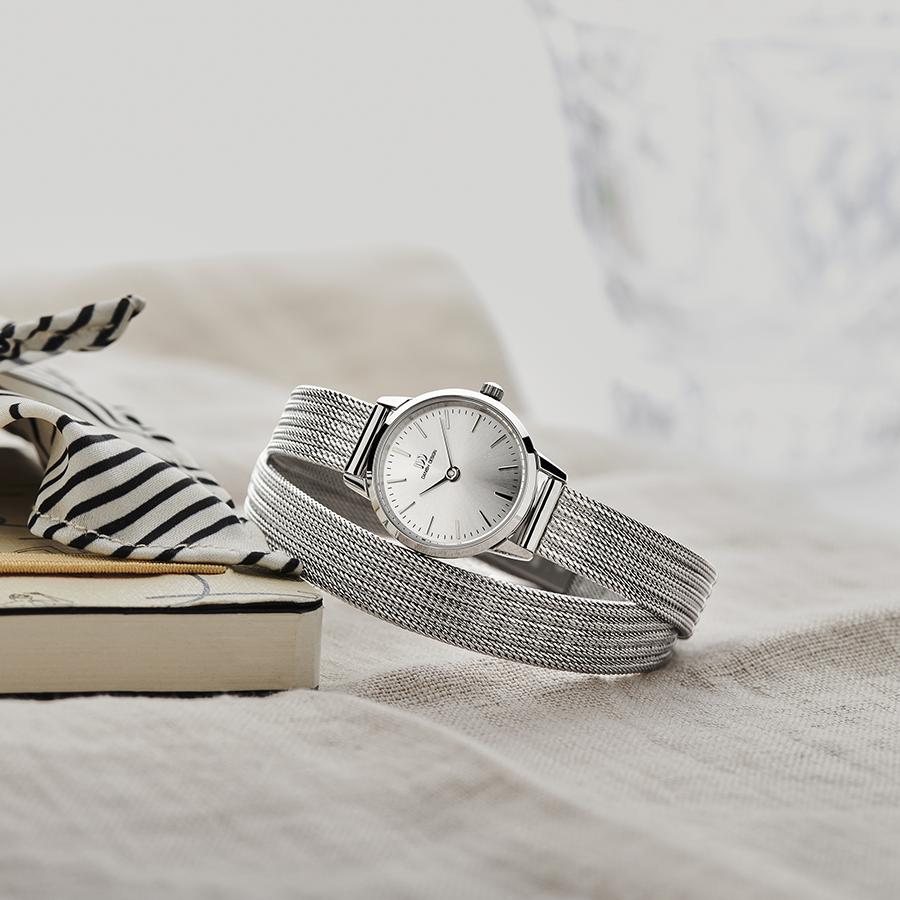 Danish Design - Horloge Dames - Akilia Mini Silver Swing - IV82Q1268-2