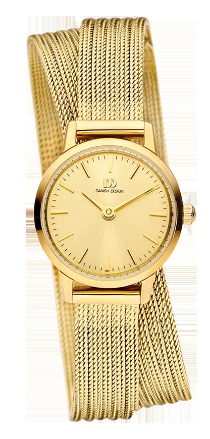 Danish Design - Horloge Dames - Akilia Mini Swing Gold - IV86Q1268-1