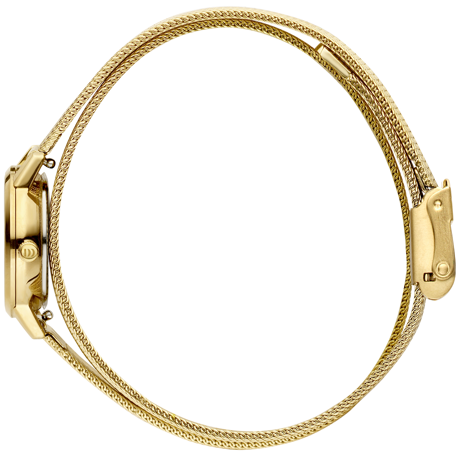 Danish Design - Horloge Dames - Akilia Mini Swing Gold - IV86Q1268-3