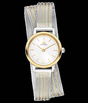 Danish Design - Horloge Dames - Akilia Mini Swing Two-Tone - IV85Q1268