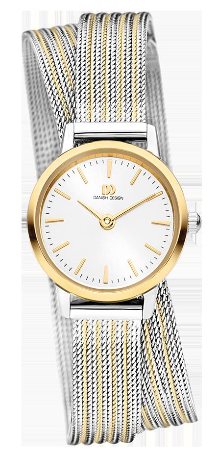 Danish Design - Horloge Dames - Akilia Mini Swing Two-Tone - IV85Q1268-1