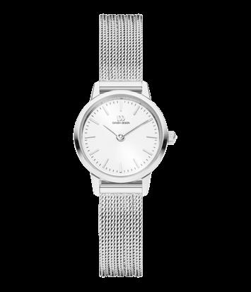 Danish Design - Horloge Dames - Akilia Mini Silver - IV06Q1268