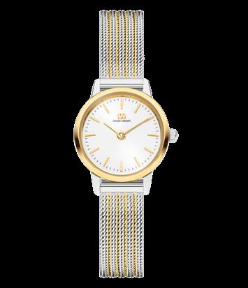 Danish Design - Horloge Dames - Akilia Mini Two-Tone - IV65Q1268
