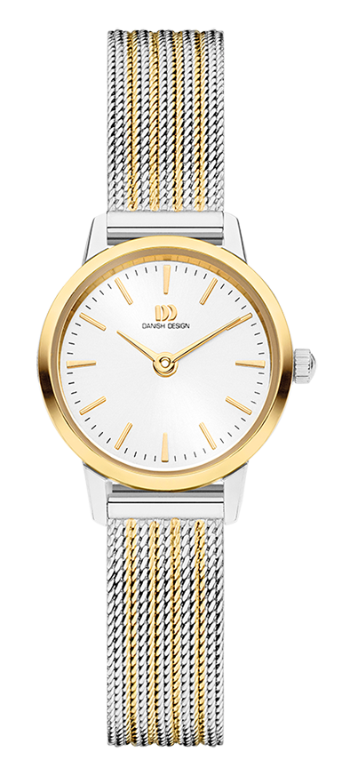 Danish Design - Horloge Dames - Akilia Mini Two-Tone - IV65Q1268-1