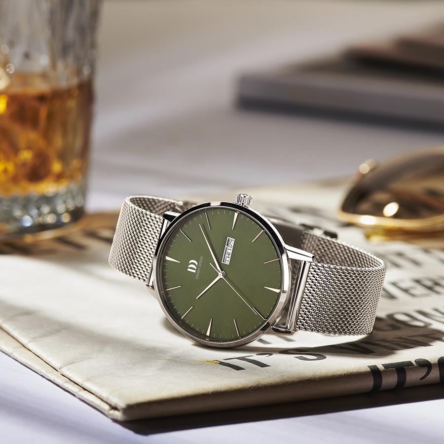 Danish Design - Horloge - Akilia Day Date - IQ77Q1267-2