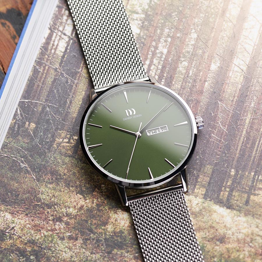 Danish Design - Horloge - Akilia Day Date - IQ77Q1267-5