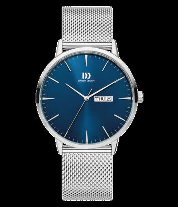 Danish Design - Horloge - Akilia Day Date - IQ68Q1267