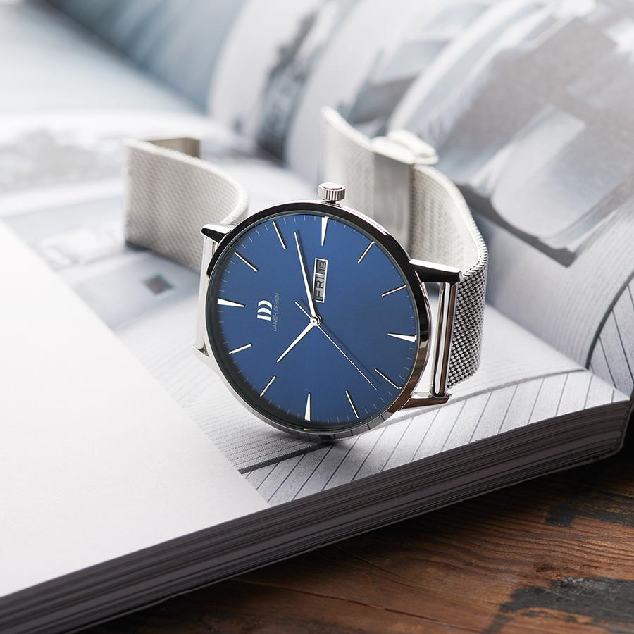 Danish Design - Horloge - Akilia Day Date - IQ68Q1267-4