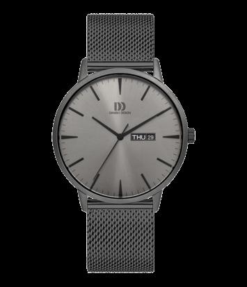 Danish Design - Horloge - Akilia Day Date - IQ66Q1267