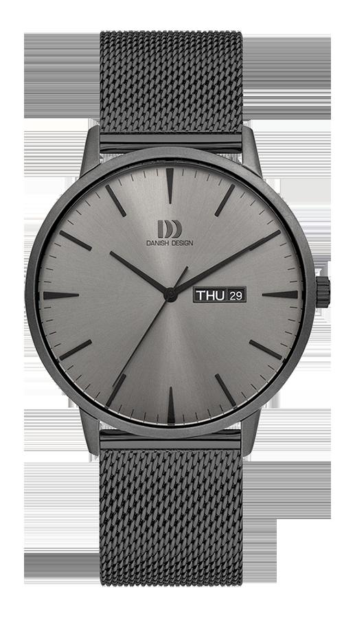 Danish Design - Horloge - Akilia Day Date - IQ66Q1267-1