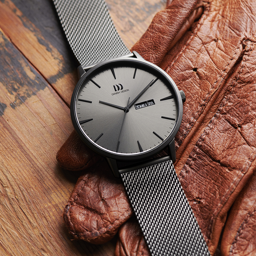Danish Design - Horloge - Akilia Day Date - IQ66Q1267-2