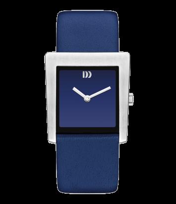 Danish Design - Horloge Dames - Broen - Blauw - IV22Q1257