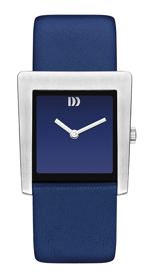 Danish Design - Horloge Dames - Broen - Blauw - IV22Q1257-1