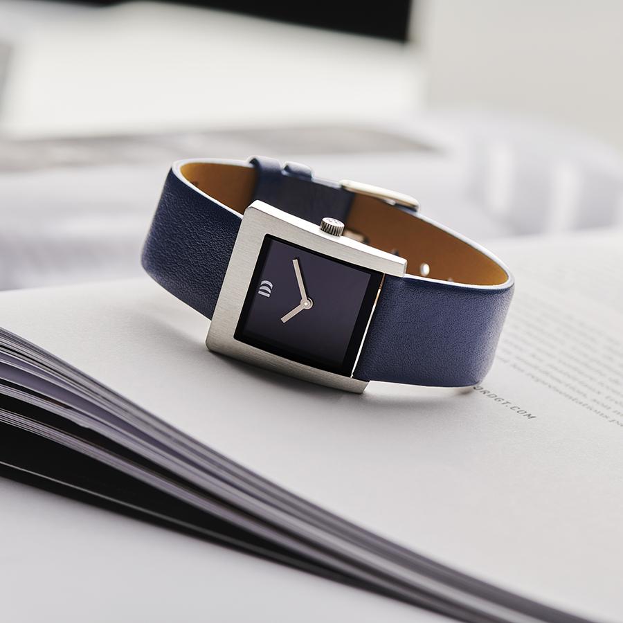 Danish Design - Horloge Dames - Broen - Blauw - IV22Q1257-2
