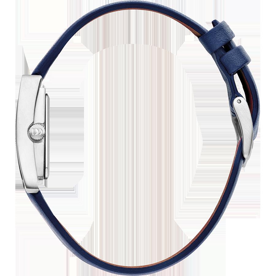 Danish Design - Horloge Dames - Broen - Blauw - IV22Q1257-3