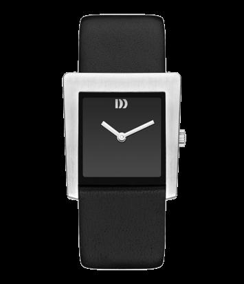 Danish Design - Horloge Dames - Broen - Zwart - IV13Q1257