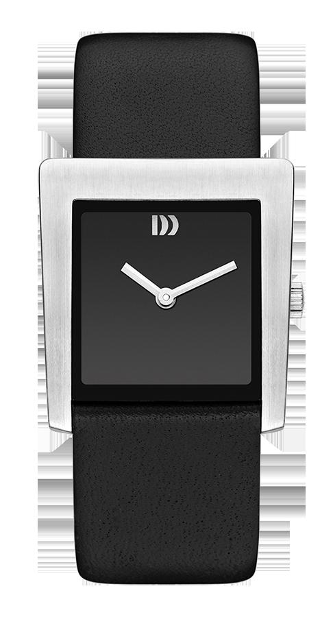 Danish Design - Horloge Dames - Broen - Zwart - IV13Q1257-1
