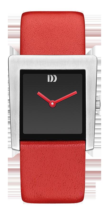 Danish Design - Horloge Dames - Broen - Zwart - IV24Q1257-1