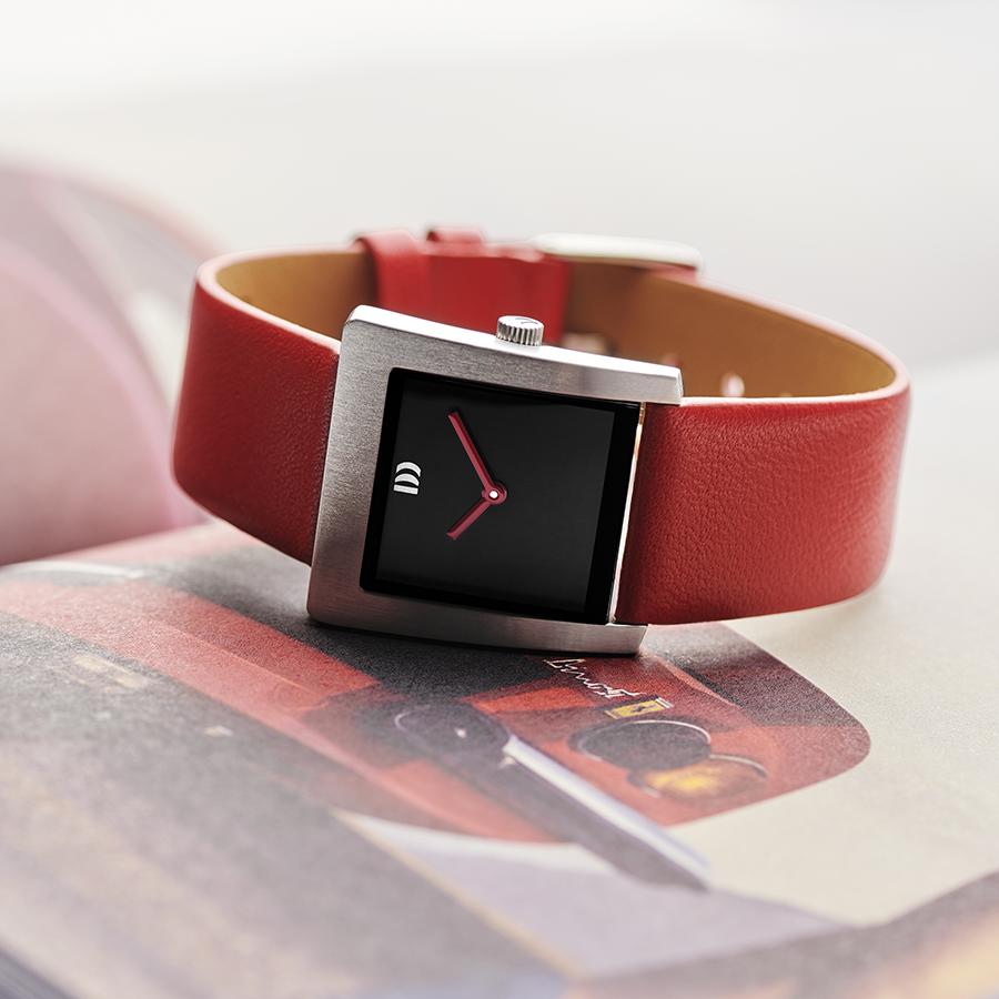 Danish Design - Horloge Dames - Broen - Zwart - IV24Q1257-2