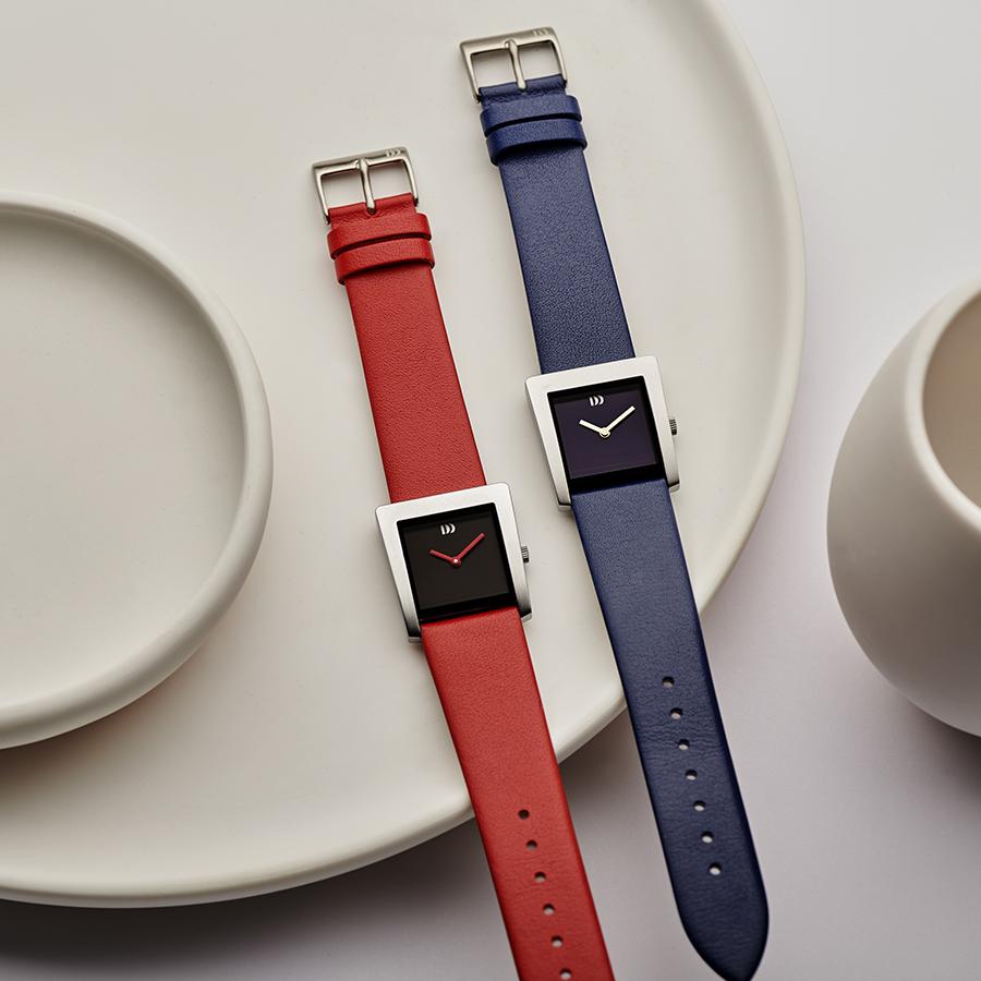Danish Design - Horloge Dames - Broen - Zwart - IV24Q1257-3