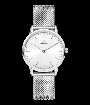 Danish Design - Horloge Dames - Akilia Medium Silver - IV62Q1251