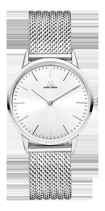 Danish Design - Horloge Dames - Akilia Medium Silver - IV62Q1251-1