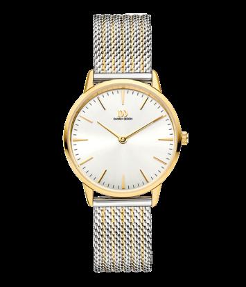 Danish Design - Horloge Dames - Akilia Medium Two Tone - IV65Q1251