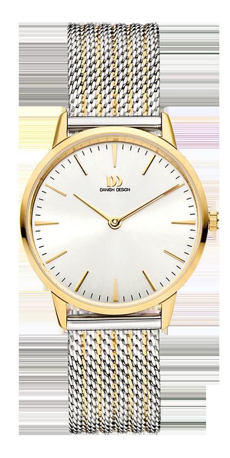 Danish Design - Horloge Dames - Akilia Medium Two Tone - IV65Q1251-1