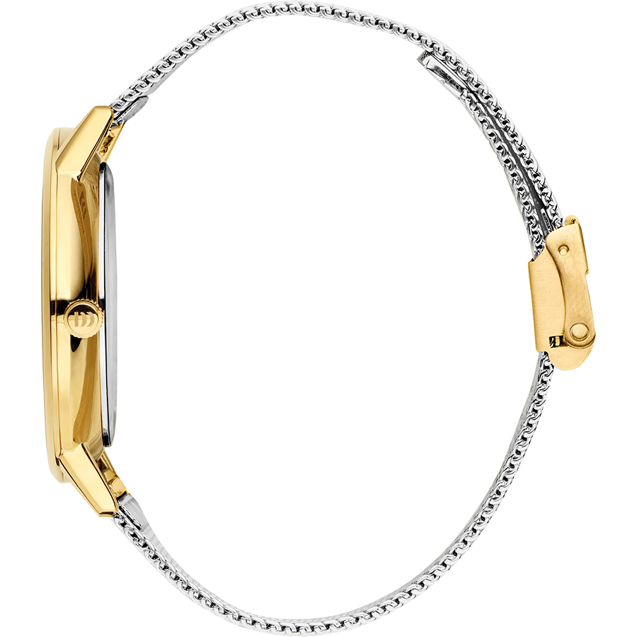Danish Design - Horloge Dames - Akilia Medium Two Tone - IV65Q1251-2