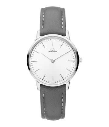 Danish Design - Horloge Dames - Akilia Medium Grey - IV14Q1251