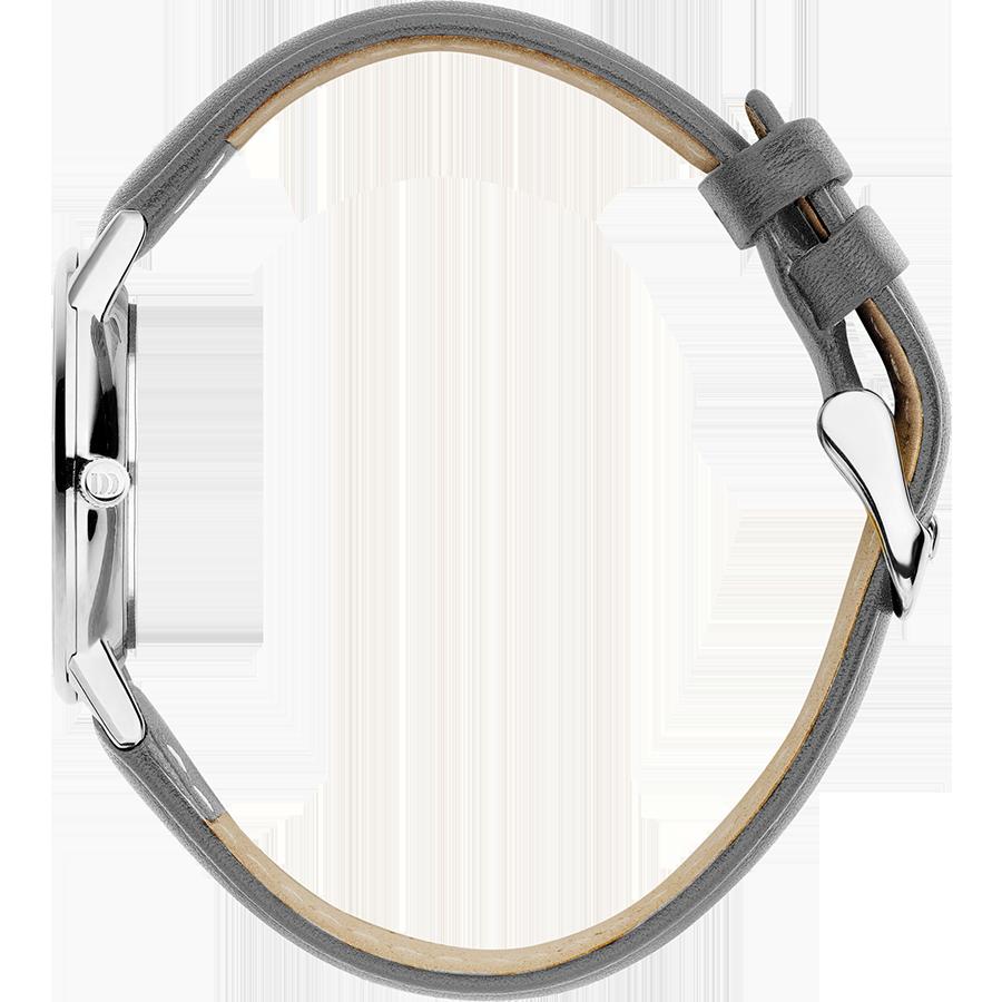 Danish Design - Horloge Dames - Akilia Medium Grey - IV14Q1251-2