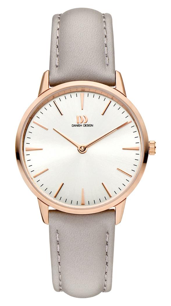 Danish Design - Horloge Dames - Akilia Medium Rose - IV34Q1251-1