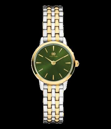 Danish Design - Horloge Dames - Akilia Mini Link Two-Tone - IV90Q1268