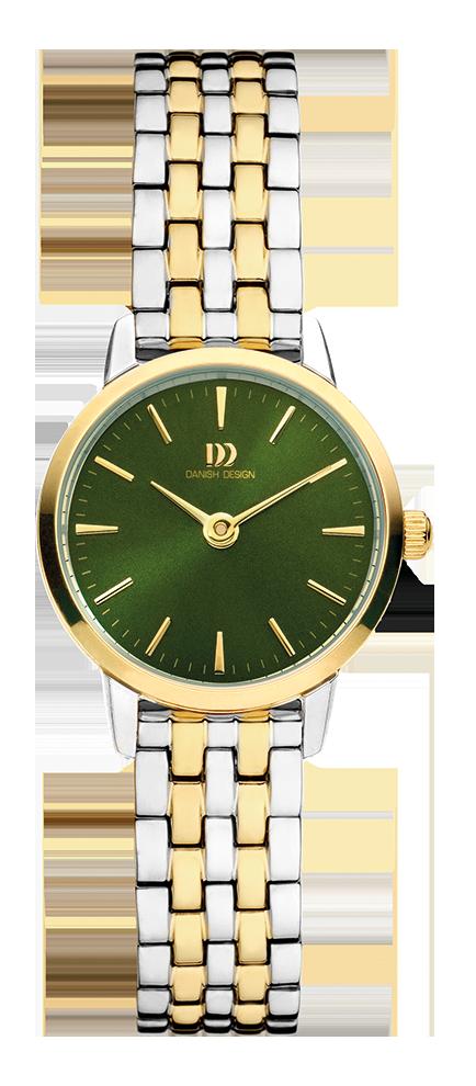 Danish Design - Horloge Dames - Akilia Mini Link Two-Tone - IV90Q1268-1