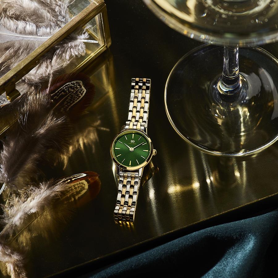 Danish Design - Horloge Dames - Akilia Mini Link Two-Tone - IV90Q1268-3