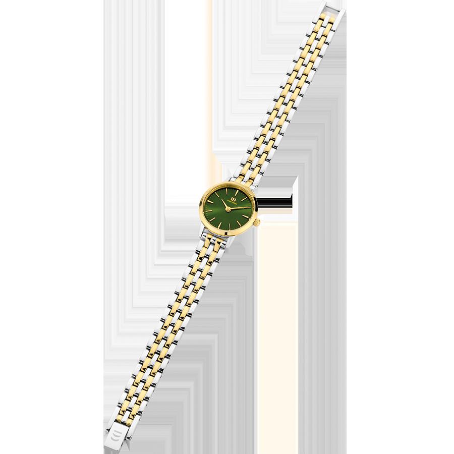 Danish Design - Horloge Dames - Akilia Mini Link Two-Tone - IV90Q1268-5