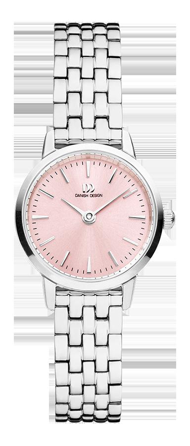 Danish Design - Horloge Dames - Akilia Mini Link Pink - IV97Q1268-1
