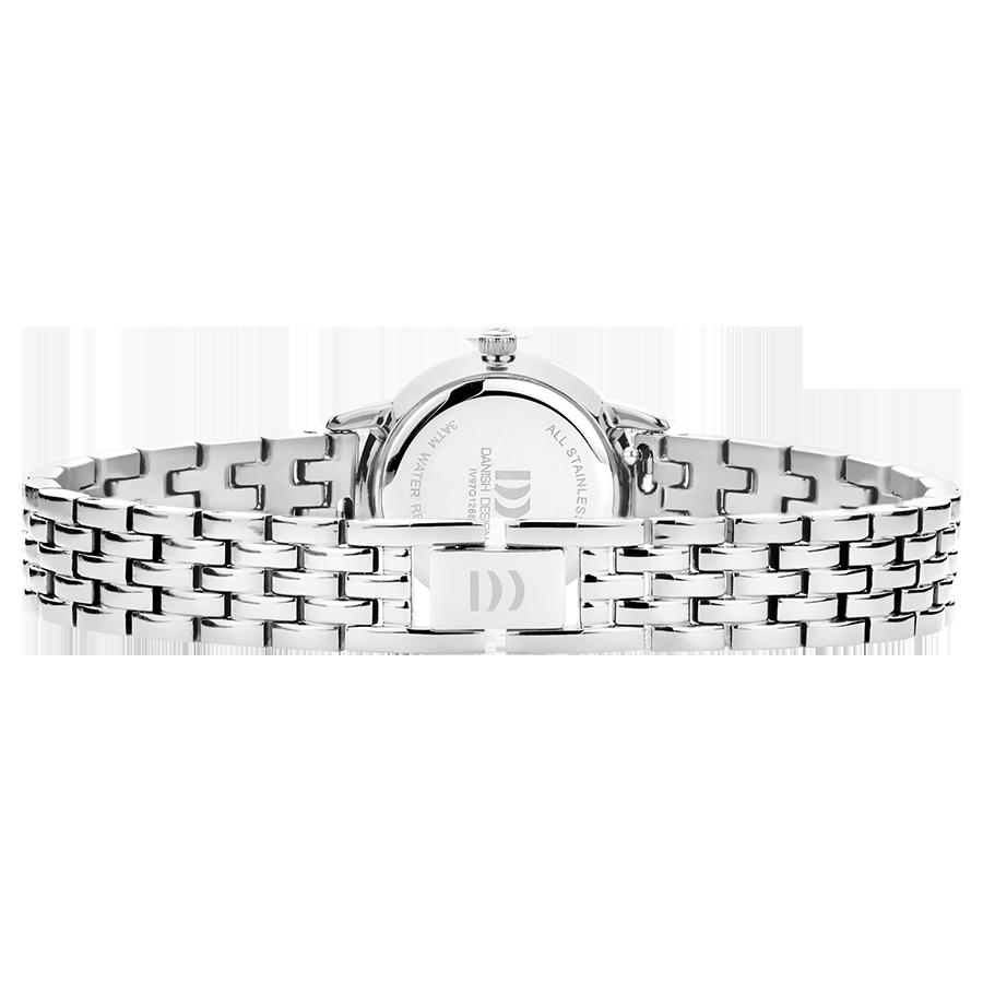 Danish Design - Horloge Dames - Akilia Mini Link Pink - IV97Q1268-4