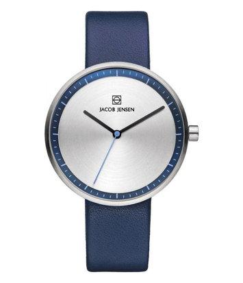 Jacob Jensen - Horloge Dames - Strata 282 - Blauw
