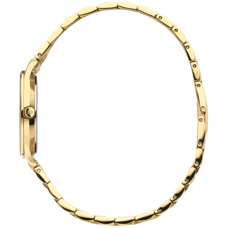 Danish Design - Horloge Dames - Nostalgi 1988 - Burgundy - IV97Q1288-3