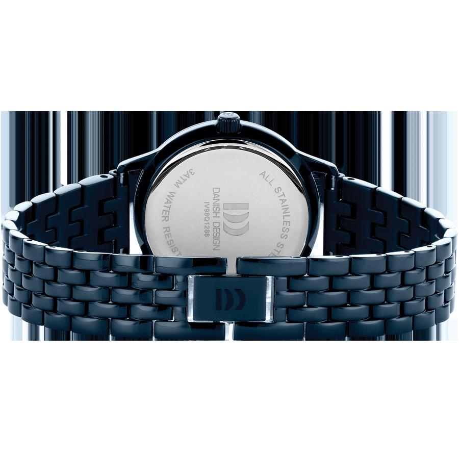Danish Design - Horloge Dames - Nostalgi 1988 - Midnight Blue - IV98Q1288-2