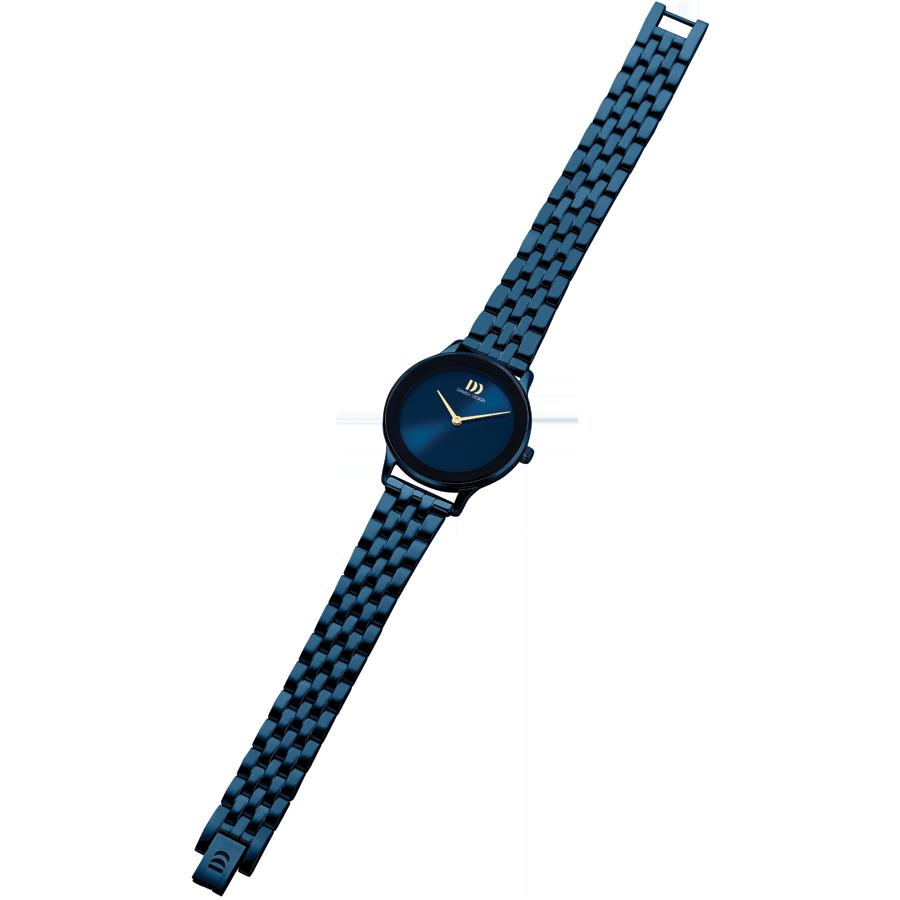 Danish Design - Horloge Dames - Nostalgi 1988 - Midnight Blue - IV98Q1288-4