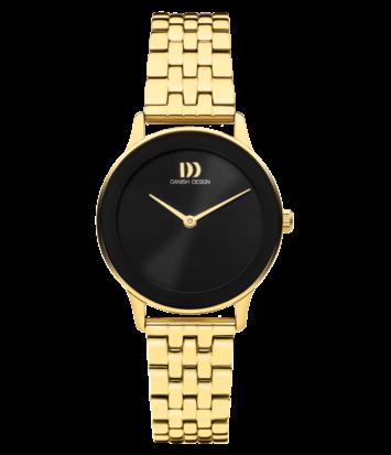 Danish Design - Horloge Dames - Nostalgi 1988 - Black - IV99Q1288