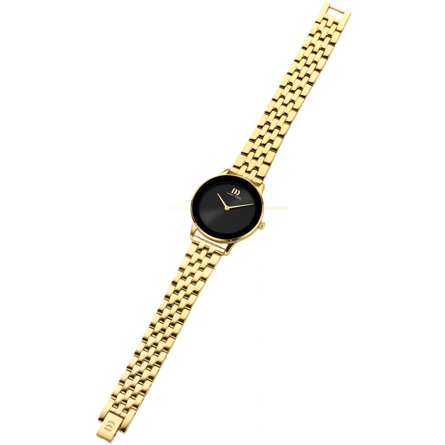Danish Design - Horloge Dames - Nostalgi 1988 - Black - IV99Q1288-4