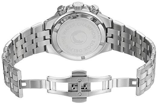 Edox - Horloge Heren - Delfin - 10109-3VM-VIN-2